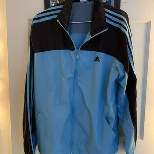 Vintage Adidas Windbreaker/ Zip Up
